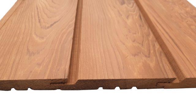Foxtrend deska elewacyjna cedr kanadyjski Western red Cedar